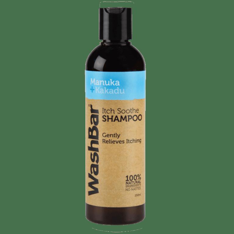 manuka kakadu itch soothe shampoo