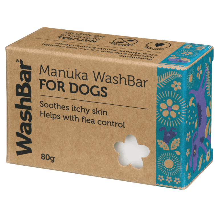 washbar manuka soap for dogs
