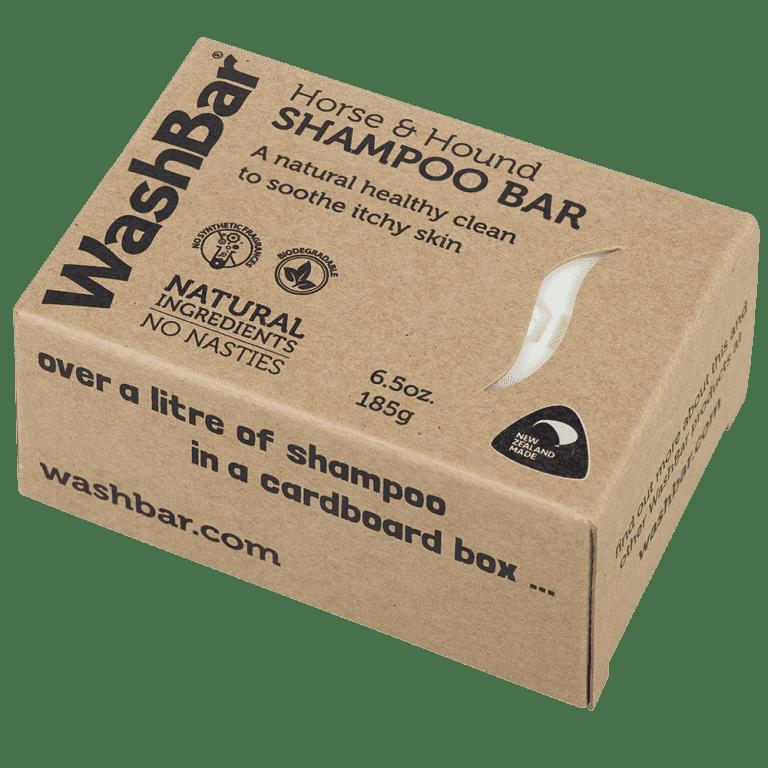 horse & hound shampoo bar washbar