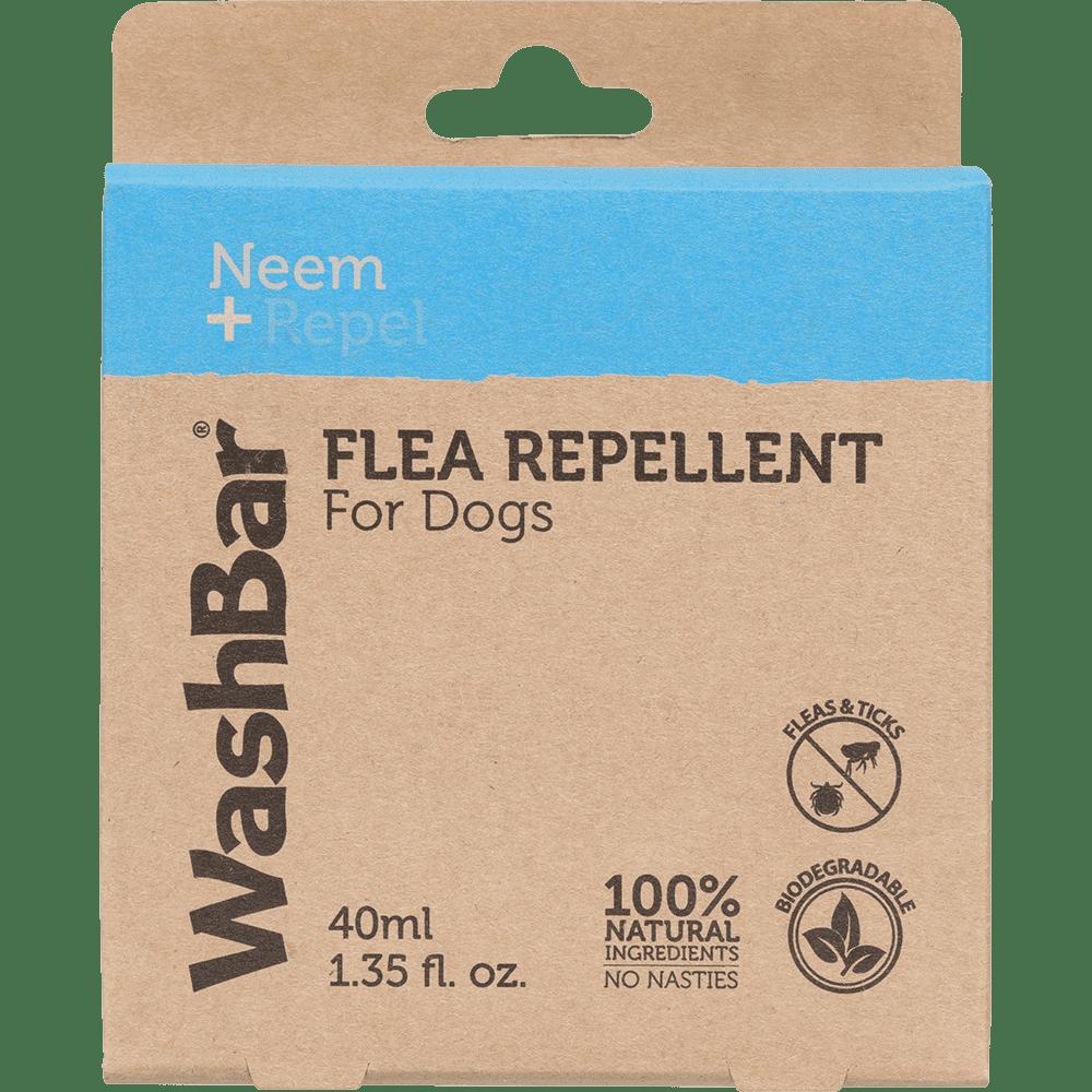 flea vachtolie washbar
